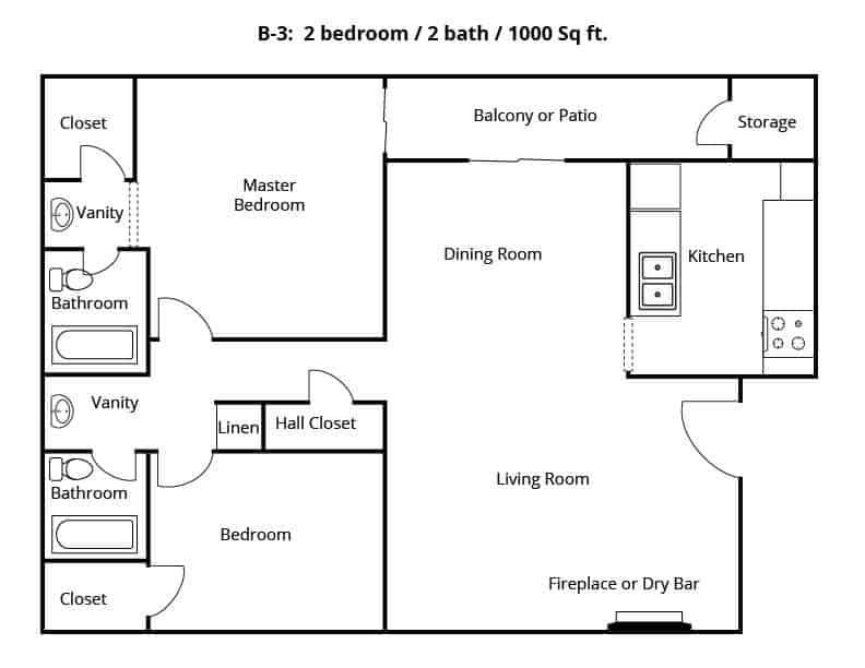 Pet-Friendly Apartments in Lubbock, TX - Omni Apartments